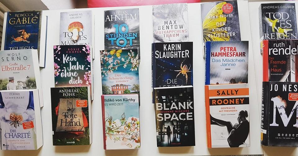 Neue Bücher eingetroffen