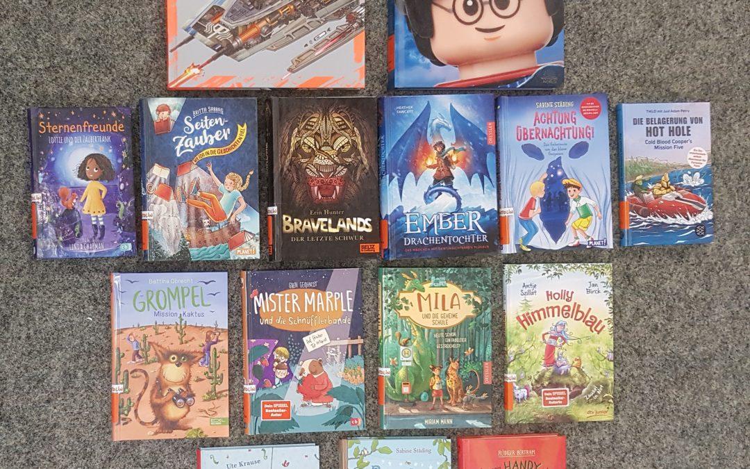 Neue Kinderbücher eingetroffen